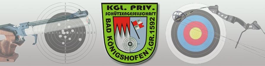 Bildergebnis für königl. priv. Schützengesellschaft Bad Königshofen